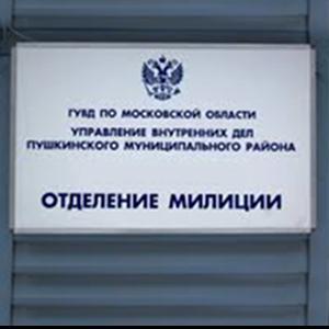 Отделения полиции Чапаева